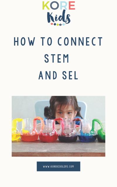 Connect STEM and SEL