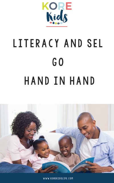 Literacy and SEL